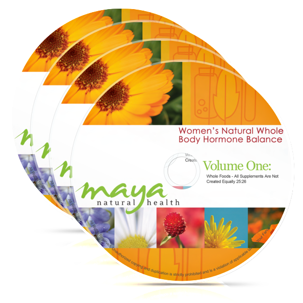 4 videos on womens health with bev maya